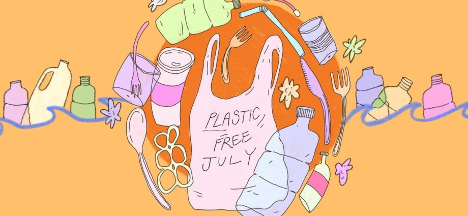Plastic Free July is the perfect opportunity to kick our pandemic habits