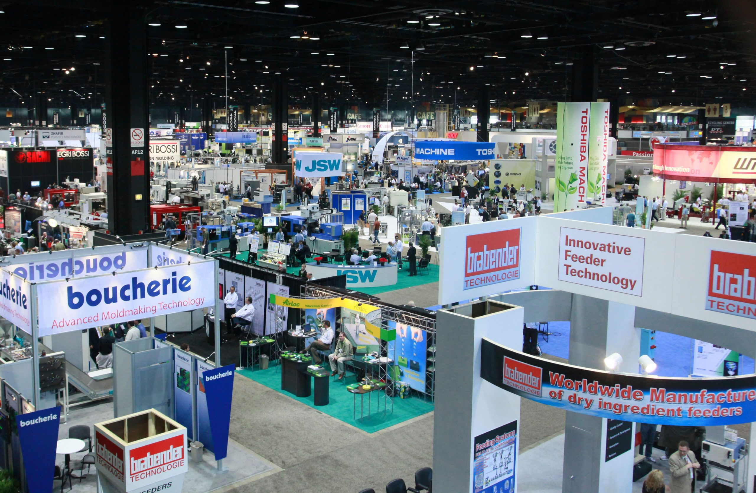 Plastics Live to showcase polymer manufacturing's potential from 2022