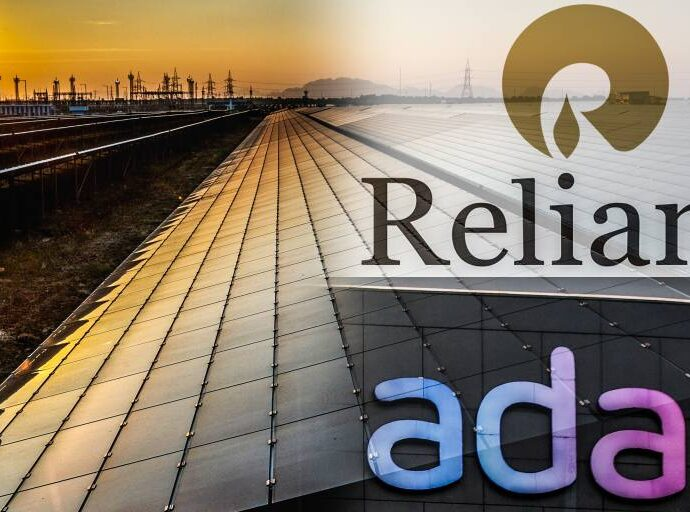 Reliance and Adani lead India's clean energy investment rush