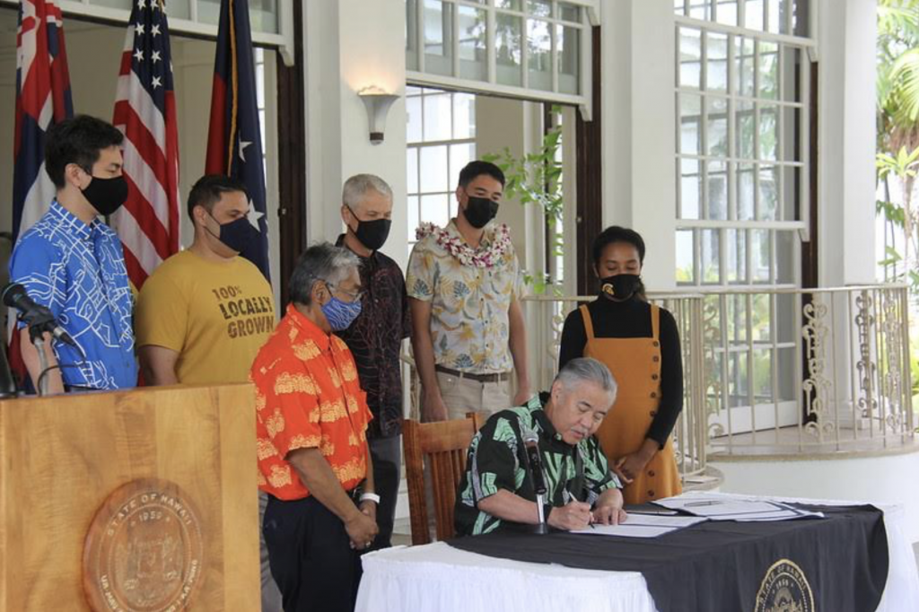 Sustainability Bills Signed into Law