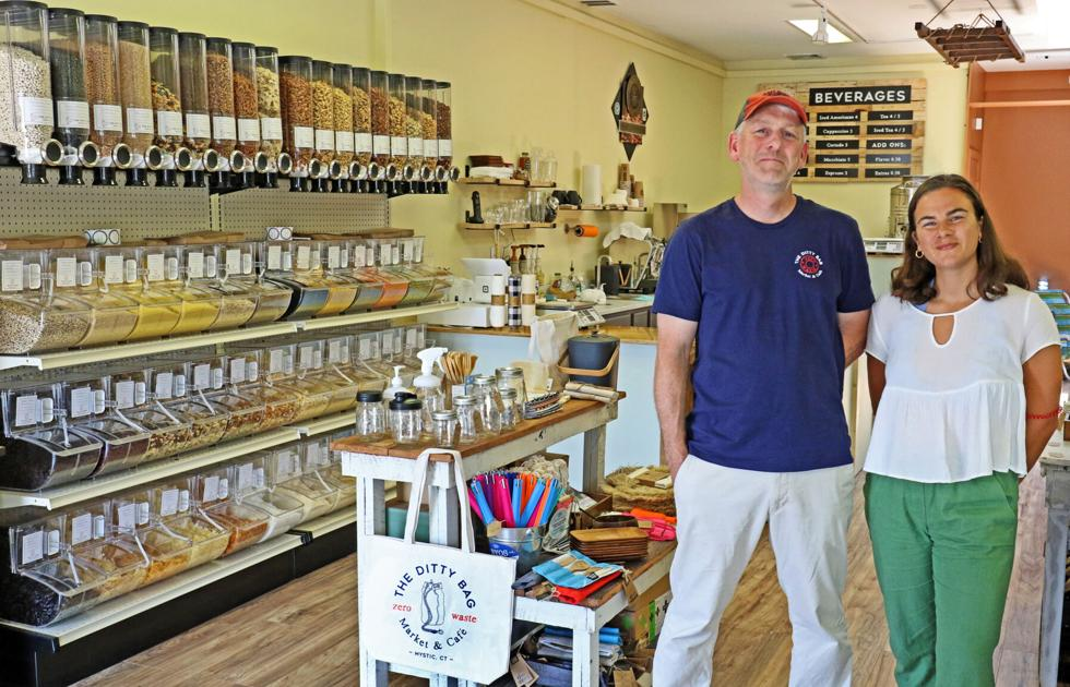 The Ditty Bag hopes to bring focus to sustainable sales, environmental education   Stonington