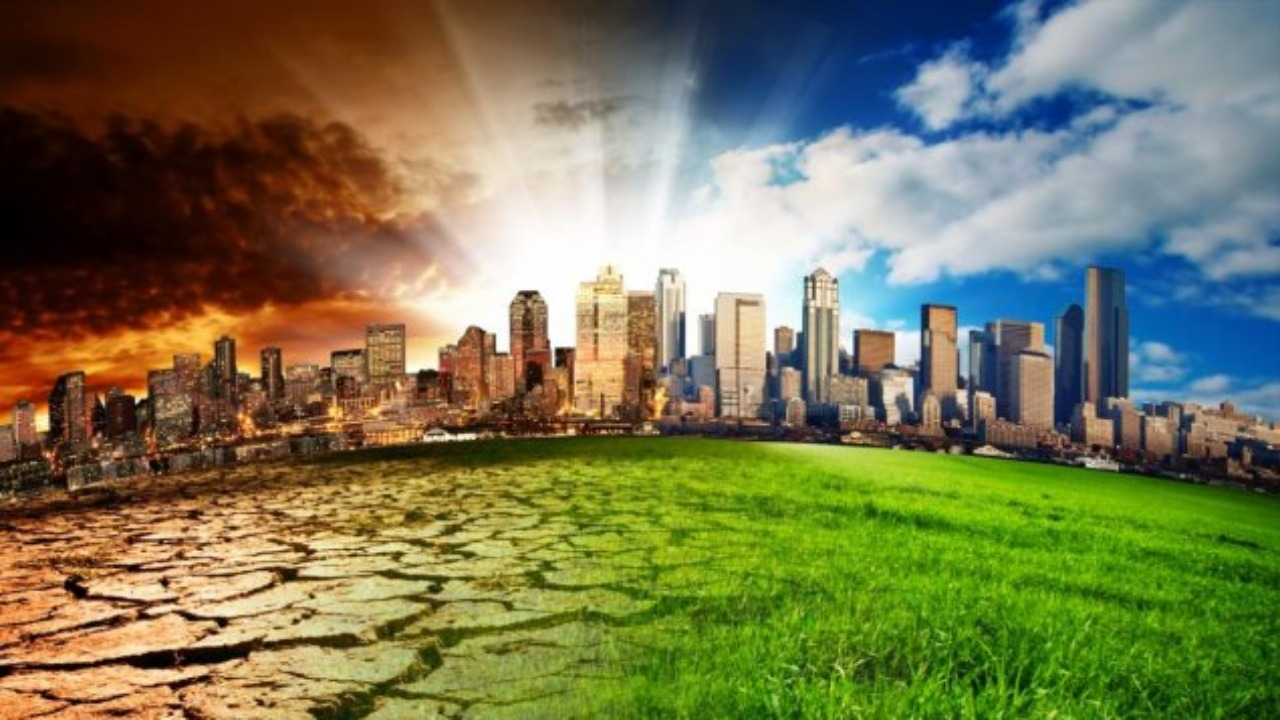 The paradox of global financing of climate change