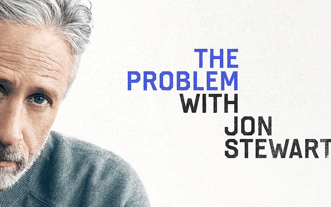 """08/31/21: """"The Trouble With Jon Stewart"""" sets September launch date"""