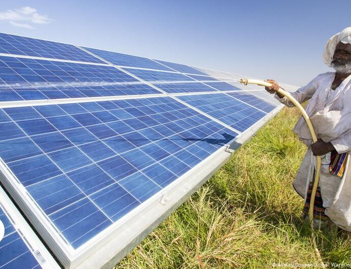 4 ways to make solar panels more sustainable | Environment | All topics from climate change to conservation | DW