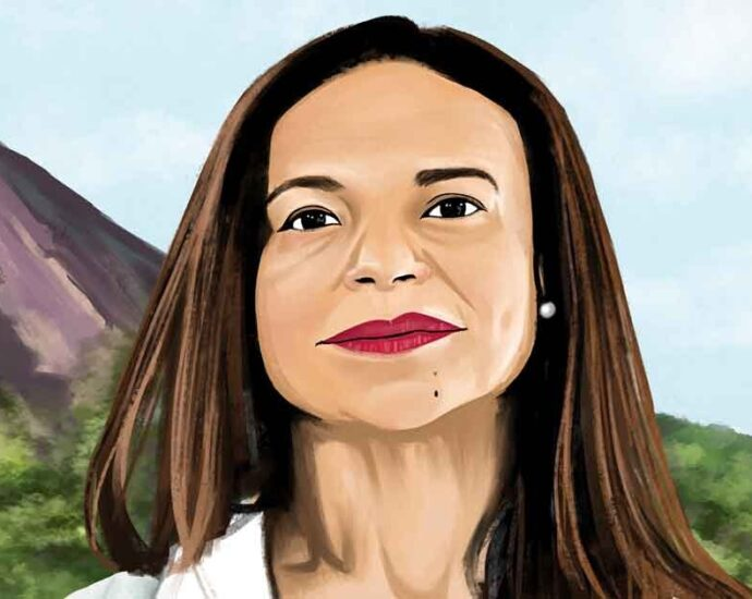 Costa Rica's Andrea Meza is building a green economy to fight climate change