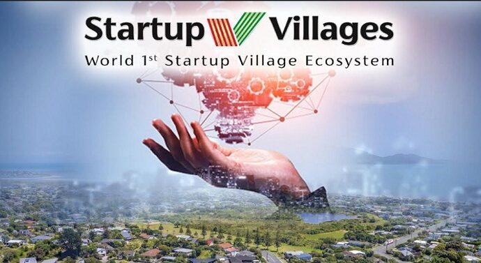 Launched Startup Villages, World's 1st Village Startup Ecosystem to promote villages in Italy & Japan as an ideal destination for startups and sustainable development