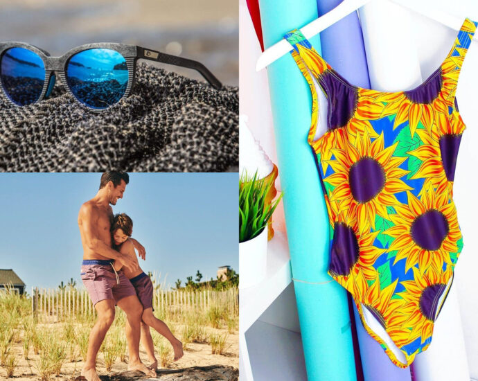These Brands Genuinely Make Clothes & Accessories From Ocean Plastic