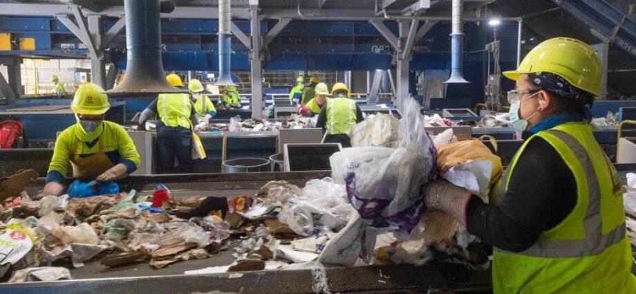 Sweeping recycling, plastics bills await the green light from Gov. Gavin Newsom – Daily Democrat