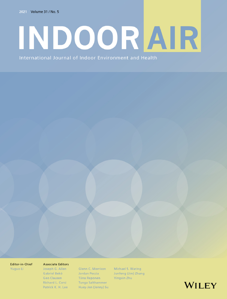 Airborne SARS‐CoV‐2 surveillance in hospital environment using high‐flowrate air samplers and its comparison to surface sampling - Ang - - Indoor Air