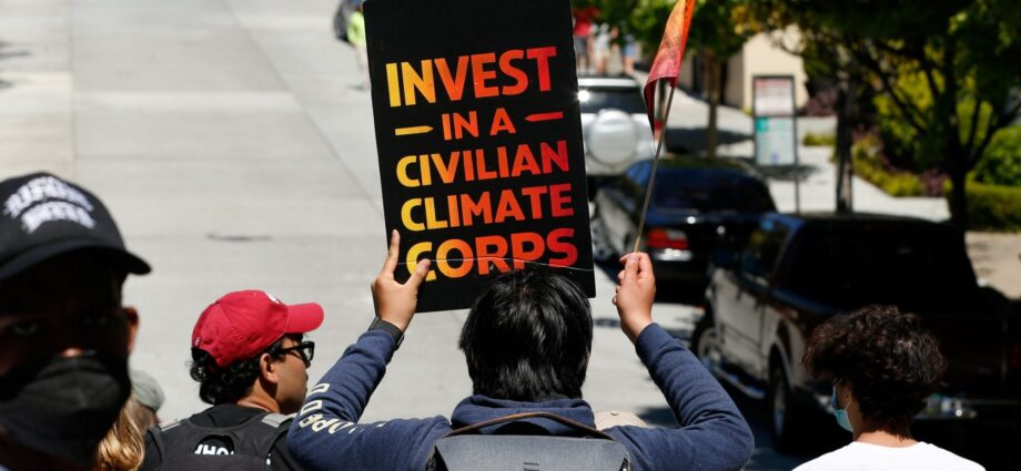Biden and Congress should go big on a Civilian Climate Corps to restore the environment and provide good jobs