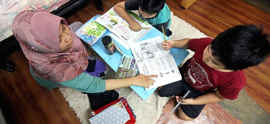 Family support, environment crucial for learning
