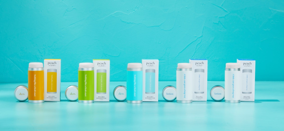 Grove Collaborative's Refillable Deodorant Pack