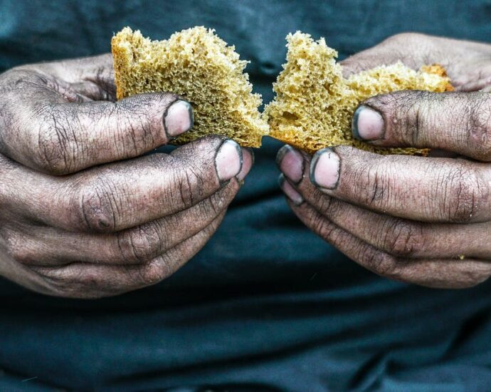 Human rights could address the health and environmental costs of food production