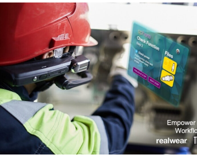 Lenovo and RealWear Join Forces to Bring Assisted Reality Solutions to Enterprise Customers