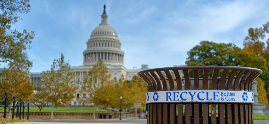 National Plastic Tax Proposal Follows The Enactment Of New State Level Plastics Fees