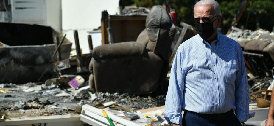 Overnight Energy & Environment — Biden urges climate action amid Ida devastation