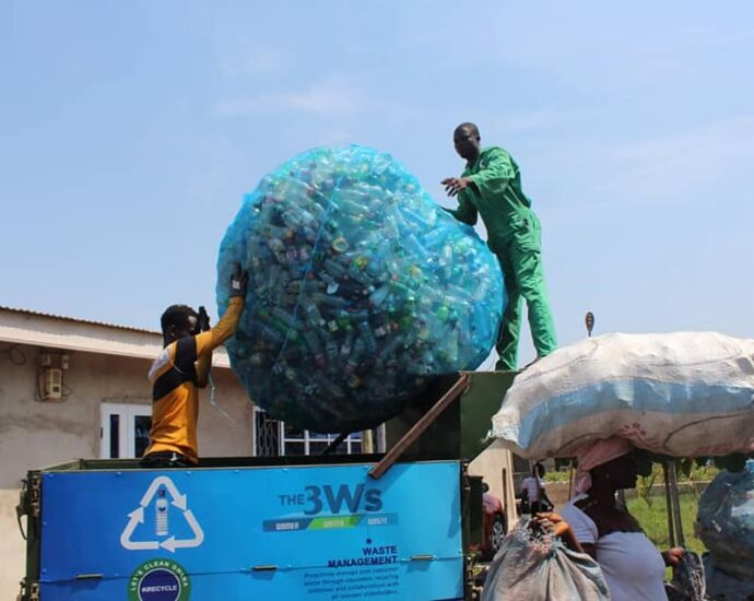 South Africa leads Africa's circular plastics industry • Recycling International