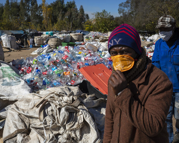 South Africa to import plastic waste 'to meet the nee...