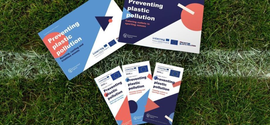 Sports industry urged to kick plastics out of sport