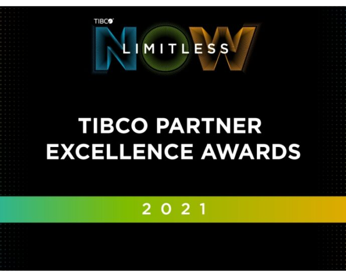 TIBCO 2021 Partner Awards Showcase Depth of Channel Vision and Expertise