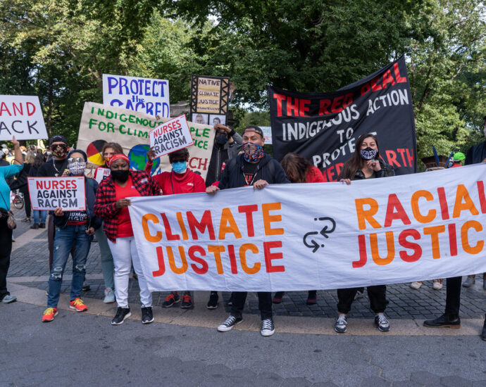The Bezos Earth Fund's Latest Grants Favor Environmental Justice Veterans and Federal Action — Inside Philanthropy