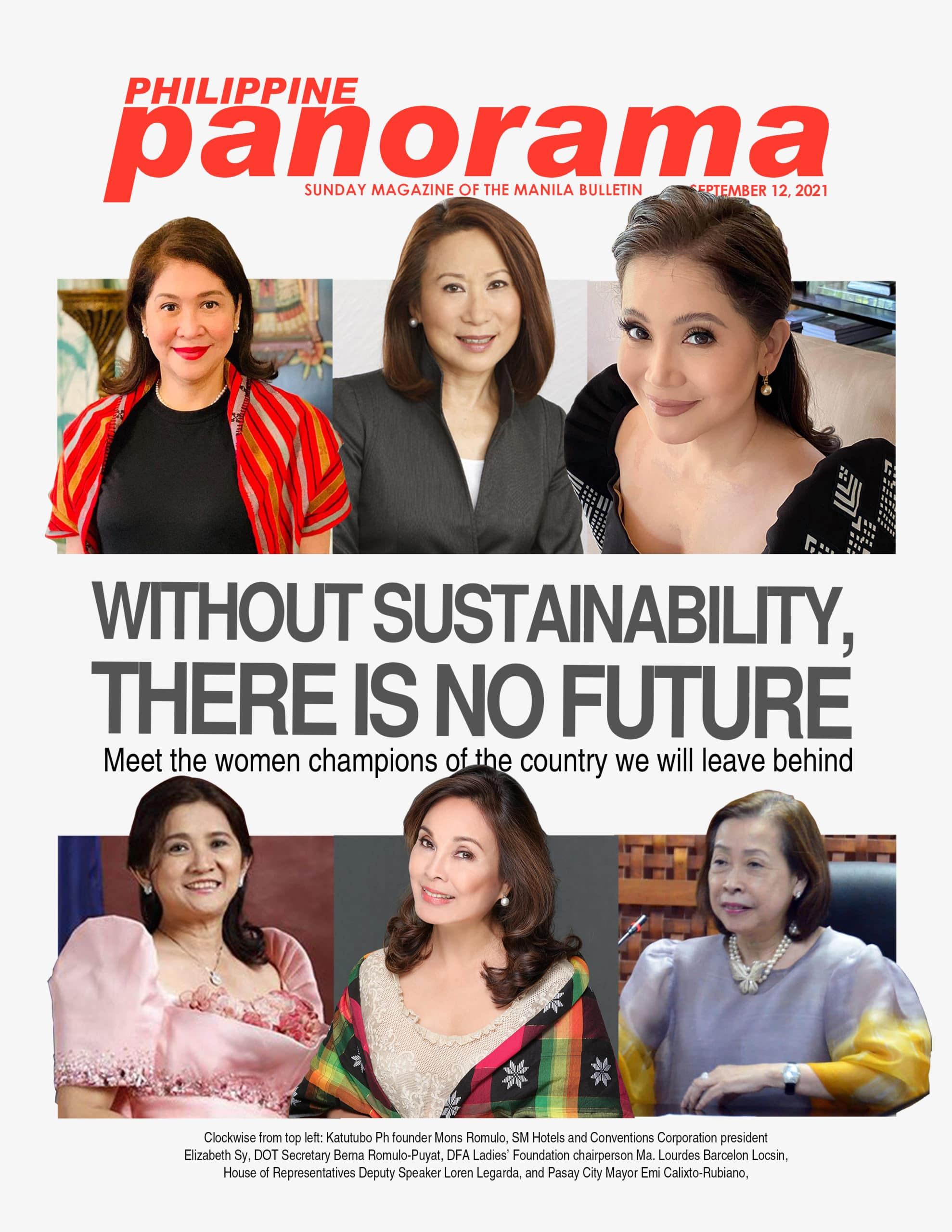To champion sustainability is to make the future possible – Manila Bulletin