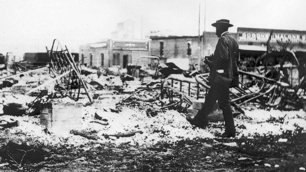 Tulsa Massacre 100 years later: Black Wall Street reimagined as Black tech hub