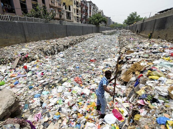 UK partners with India to deliver a circular plastics economy