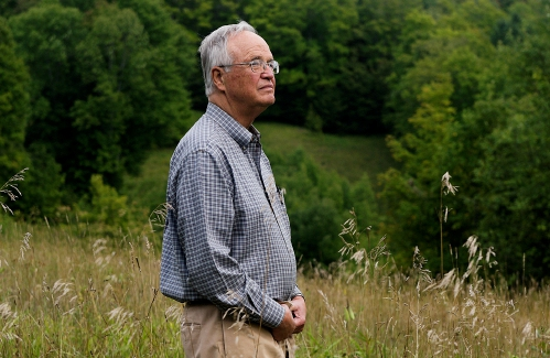 Valley News - Strafford environmental lawyer says president failed to act on climate change