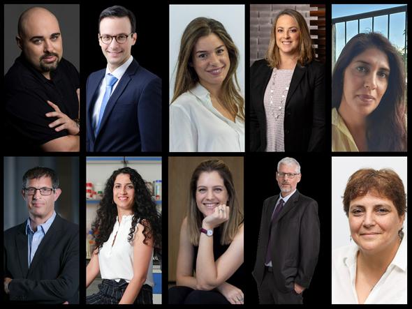 Photo: EYAL TOUEG, SHLOMI ARBEL, ZARA BROOKS, VM, TADIRAN, VARDI KAHANA, SHARON BYRON, MINE, OMER JACOBSON