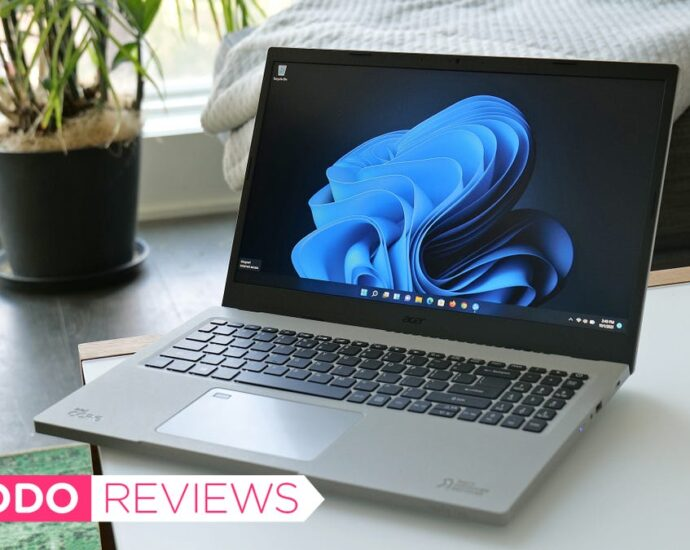 Acer Aspire Vero Review: Sustainable Meets Affordable