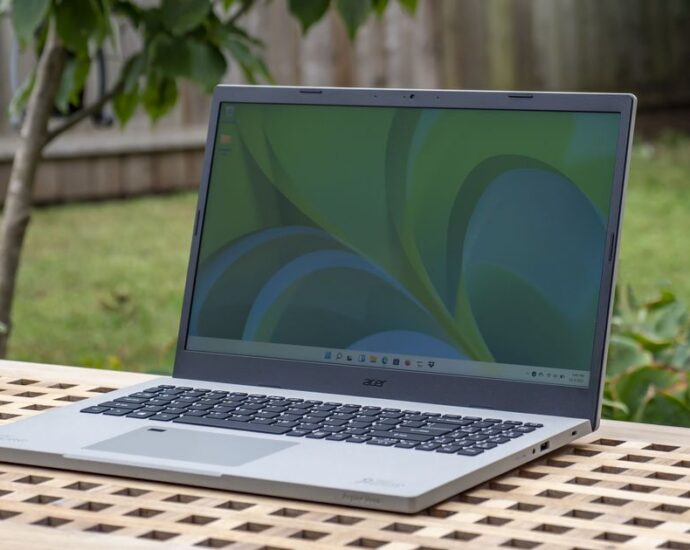Acer Aspire Vero laptop review: Recycled plastic never looked so good