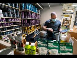 From paints to plastics, a chemical shortage ignites prices | Business