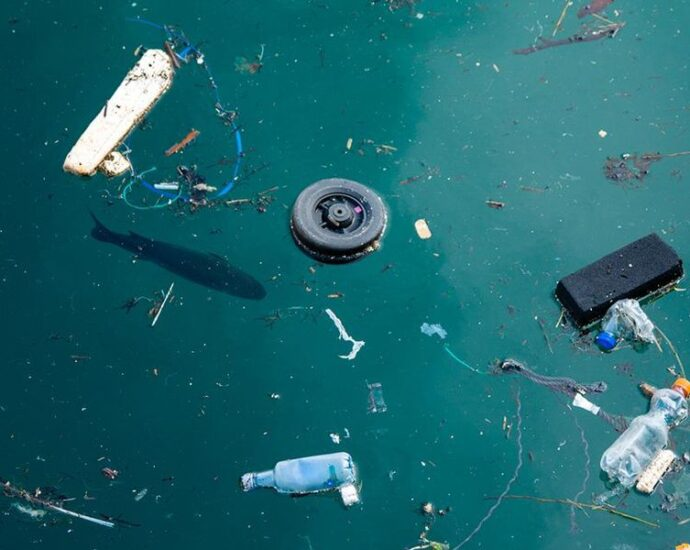 How Much Plastic Is Floating in the Mediterranean?