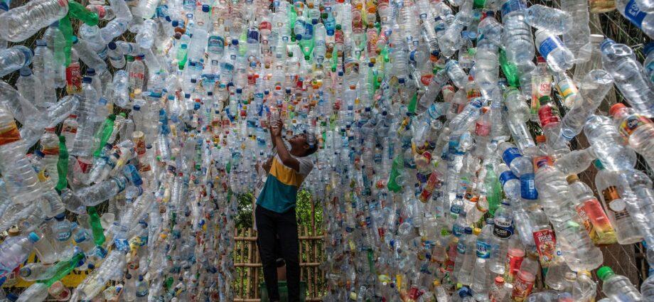 I'm cutting single use plastic ahead of Glasgow's COP26