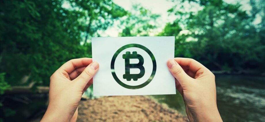 Is Bitcoin Inherently Bad For The Environment?