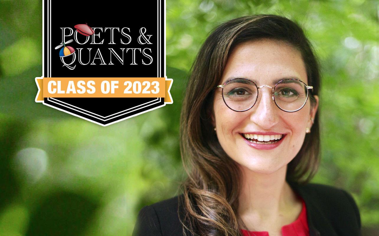 Meet The MBA Class Of 2023: Eden Berdugo, University Of Michigan (Ross)