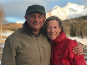 Dan and Sheryl Tishman and their NorthLight Foundation are giving more than $11.12 million to the School for Environment and Sustainability. (Photo courtesy of SEAS)