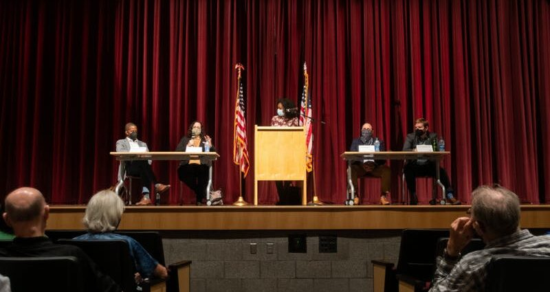 State Rep. Sarah Anthony holds environmental town hall event