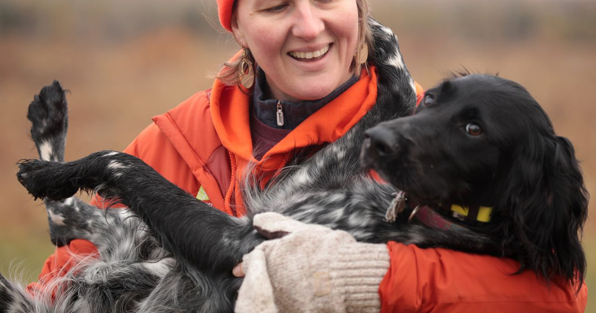 Women and Youth Upland Bird Hunt provides a learning environment (and great place to meet new dog friends)